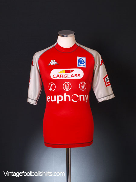 2004-05 KRC Genk Third Shirt M