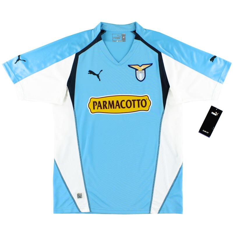2004-05 Lazio Home Shirt *w/tags* M