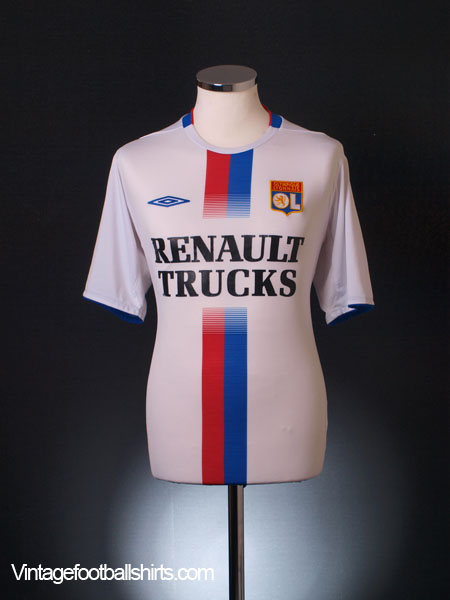 2004-05 Lyon Home Shirt L