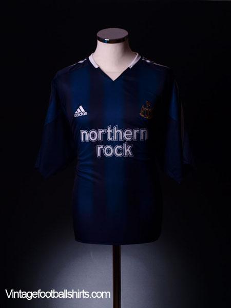 2004-05 Newcastle Away Shirt XL