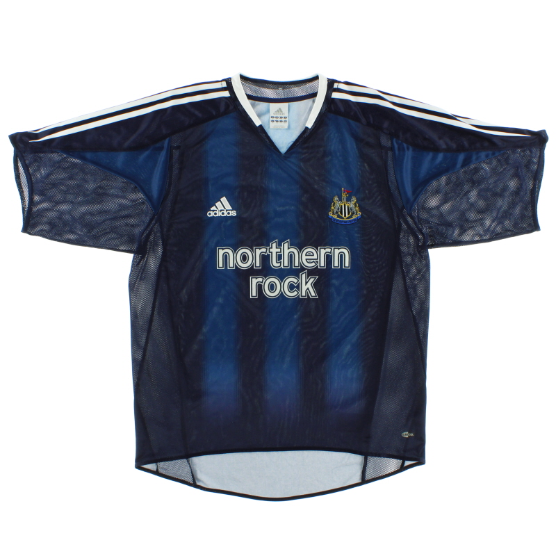2004-05 Newcastle Away Shirt S