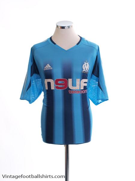 2004-05 Olympique Marseille Away Shirt XL - 368999
