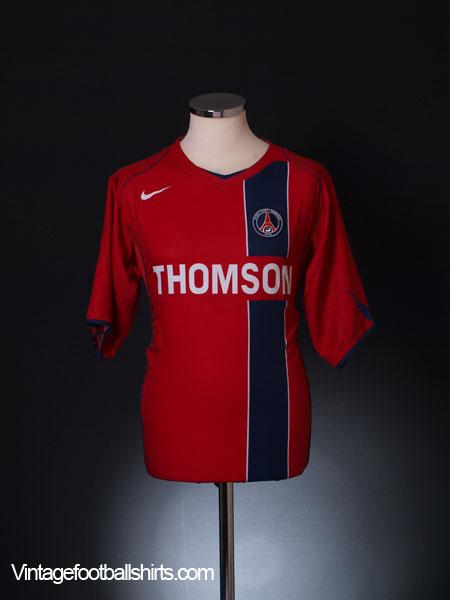 2004-05 Paris Saint-Germain Away Shirt L