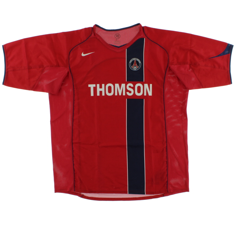 2004-05 Paris Saint-Germain Away Shirt XXL - 118794