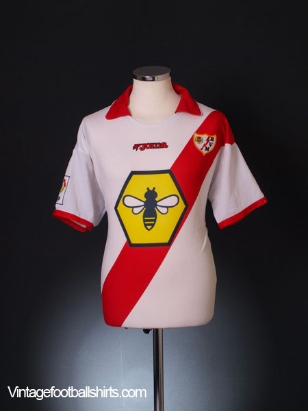 2004-05 Rayo Vallecano Home Shirt XL