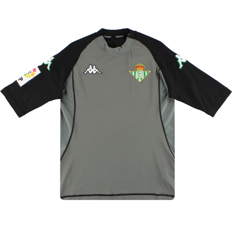 2004-05 Real Betis Kappa Away Shirt L