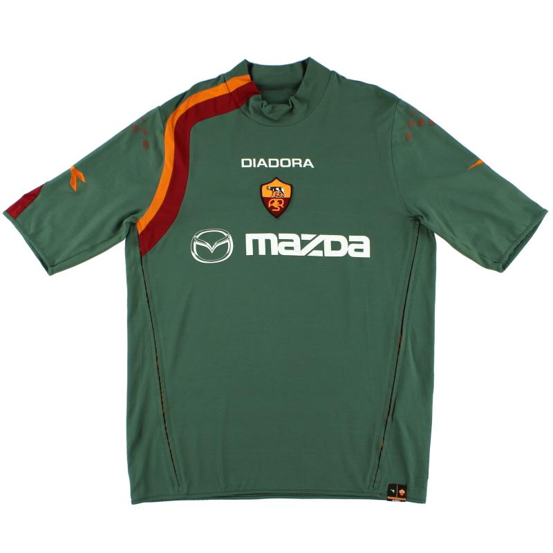2004-05 Roma Fourth Shirt XL