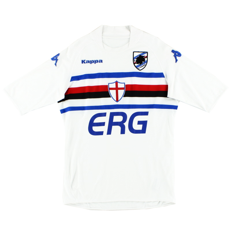 2004-05 Sampdoria Away Shirt L