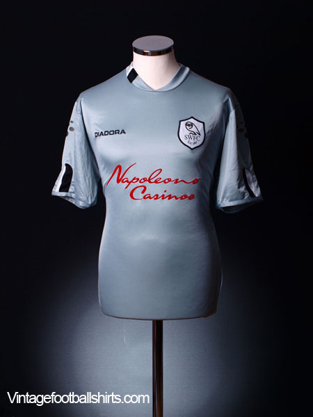 2004-05 Sheffield Wednesday Away Shirt M