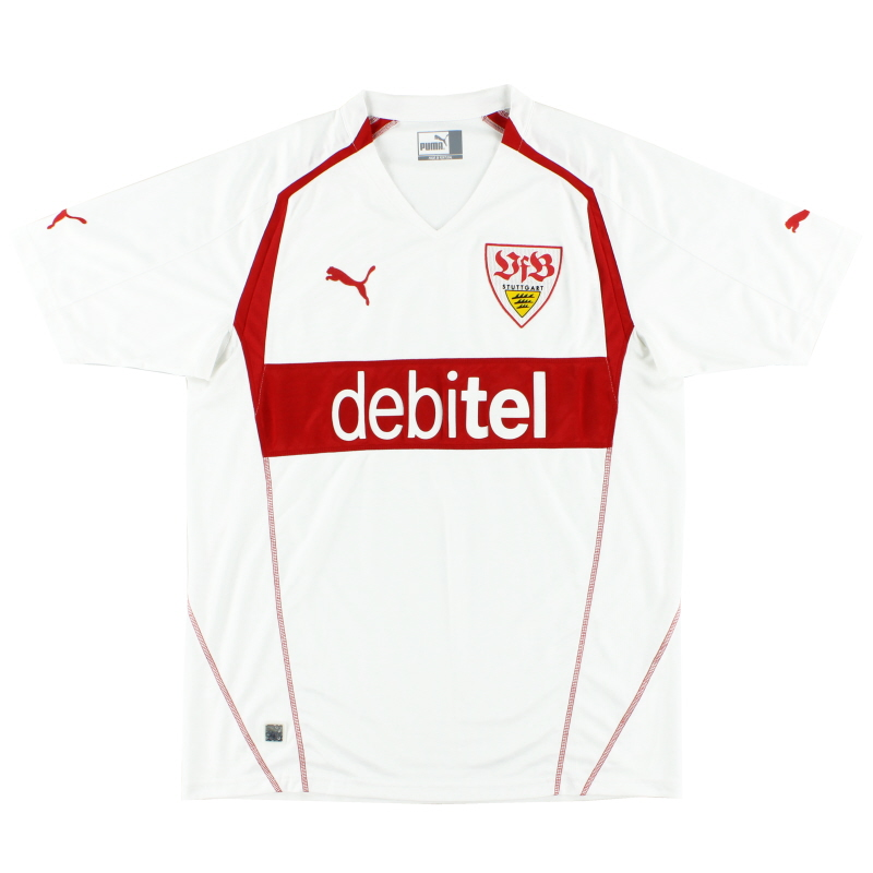 2004-05 Stuttgart Home Shirt XL