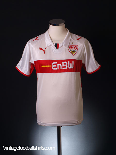 2004-05 Stuttgart Home Shirt Y