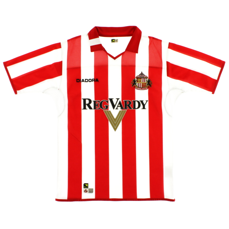 2004-05 Sunderland Home Shirt *Mint* L