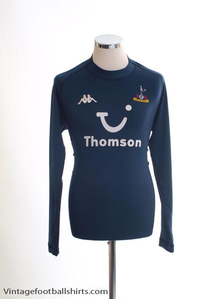 2004-05 Tottenham Away Shirt XL
