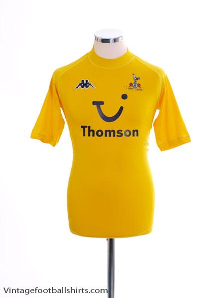 2004-05 Tottenham Third Shirt S