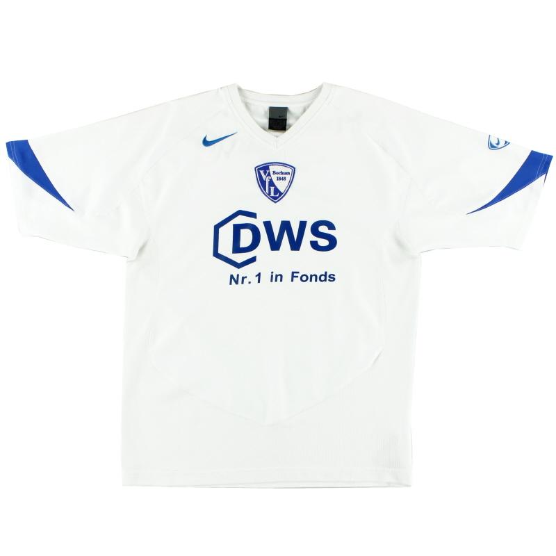 2004-05 VfL Bochum Away Shirt M - 115900