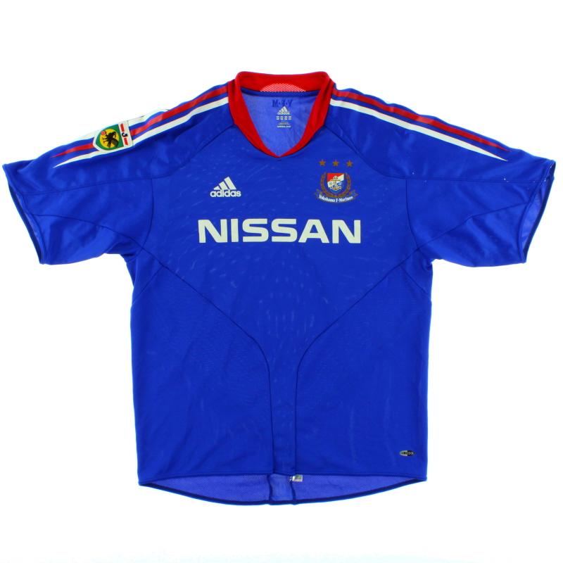 2004-05 Yokohama F. Marinos Home Shirt L - 366118