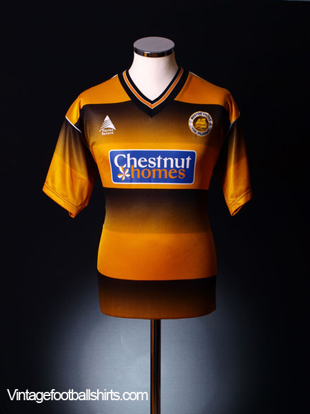 2004-06 Boston United Home Shirt M