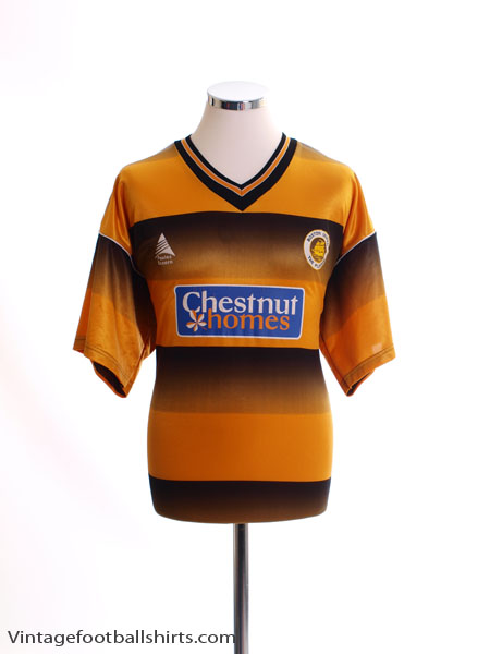 2004-06 Boston United Home Shirt XL