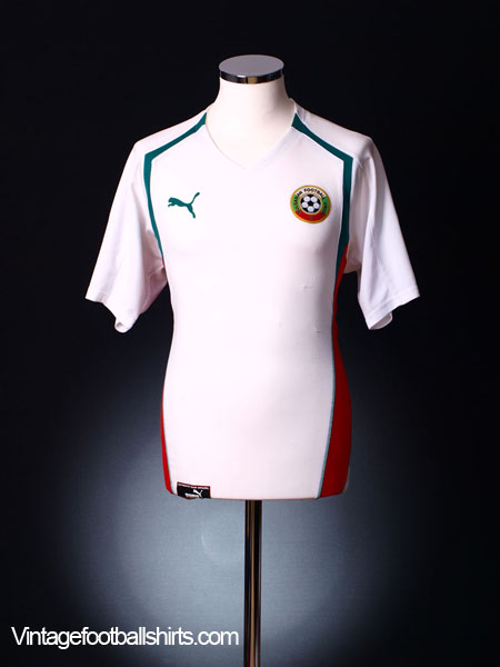 2004-06 Bulgaria Home Shirt L