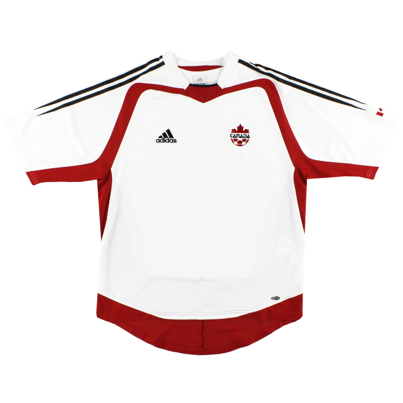 2004-06 Canada Away Shirt *w/tags* XL - 644018
