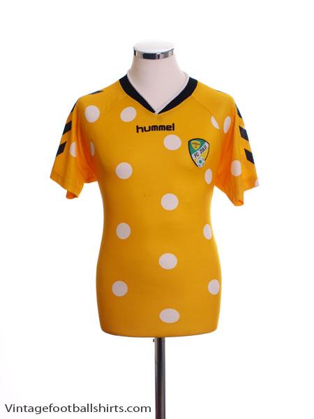 2004-06 FC Zulu Home Shirt M - 03-138