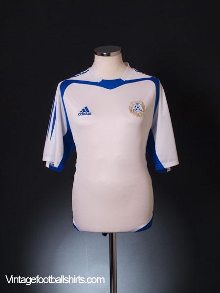 2004-06 Finland Home Shirt M