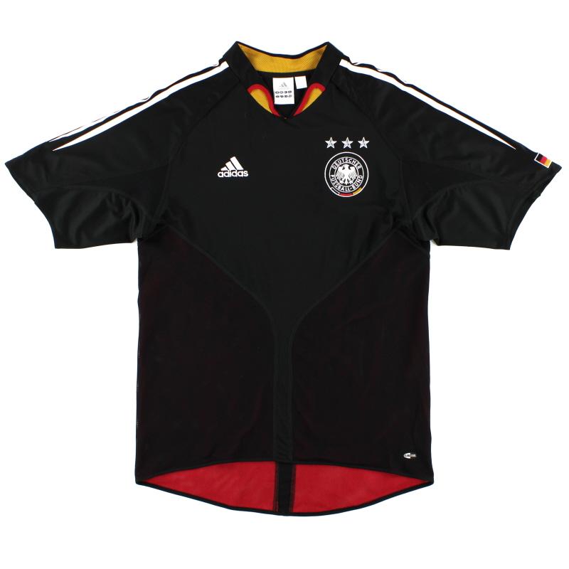 2004-06 Germany adidas Away Shirt M - 643955