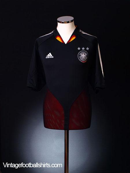 2004-06 Germany Away Shirt L