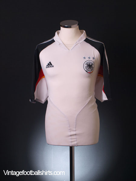 2004-06 Germany Home Shirt S