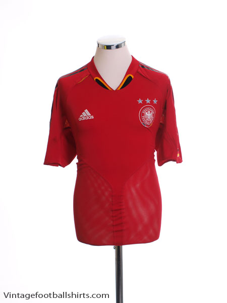 2004-06 Germany Third Shirt M