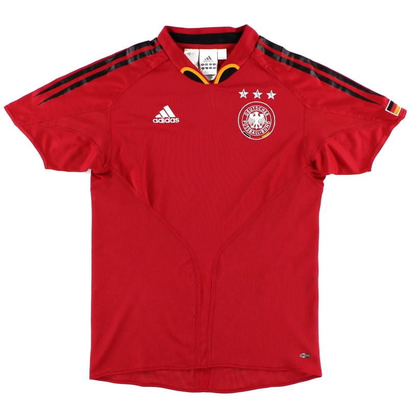 2004-06 Germany Third Shirt S - 555819