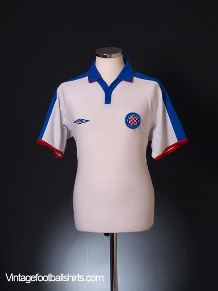 2004-06 Hajduk Split Away Shirt L