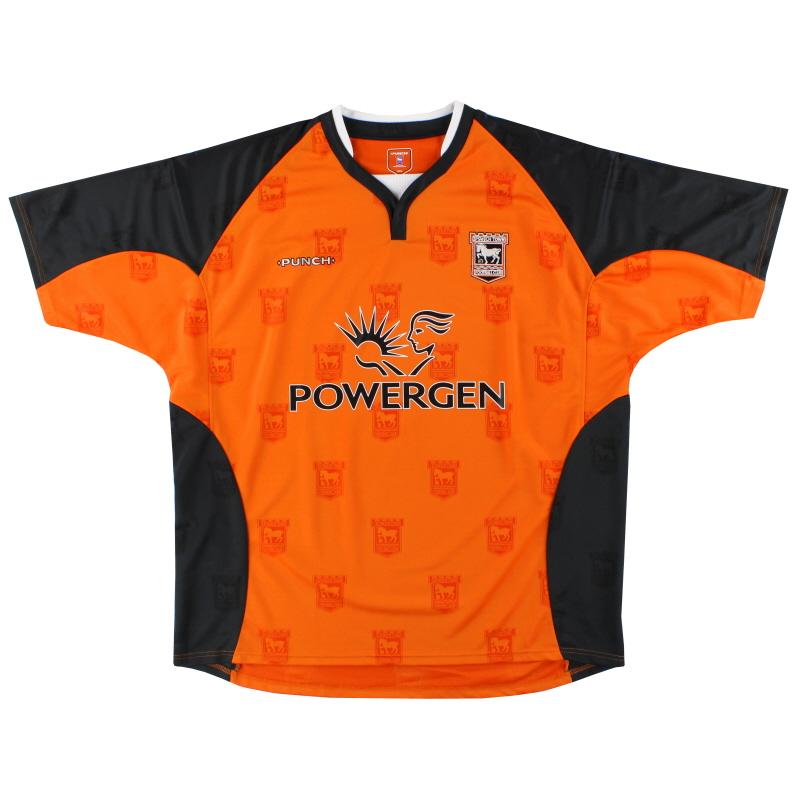 2004-06 Ipswich Away Shirt XXL