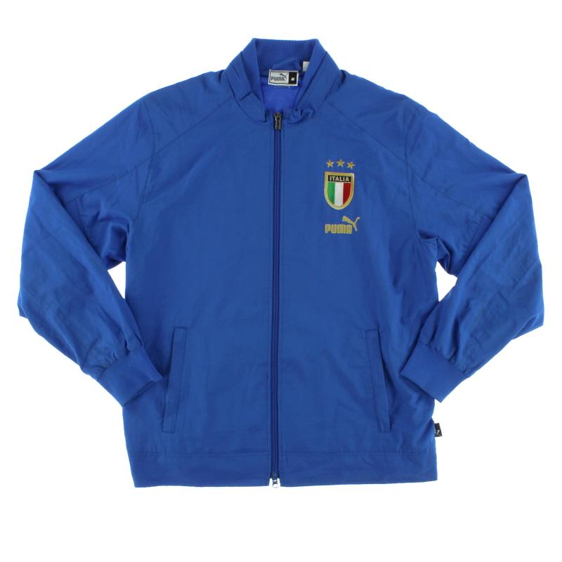 2004-06 Italy Puma Woven Training Jacket M
