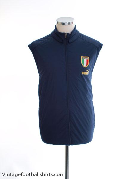2004-06 Italy Training Gilet L
