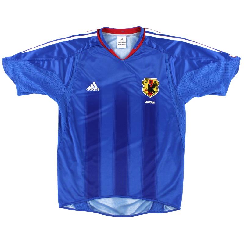 2004-06 Japan adidas Home Shirt S - 555315