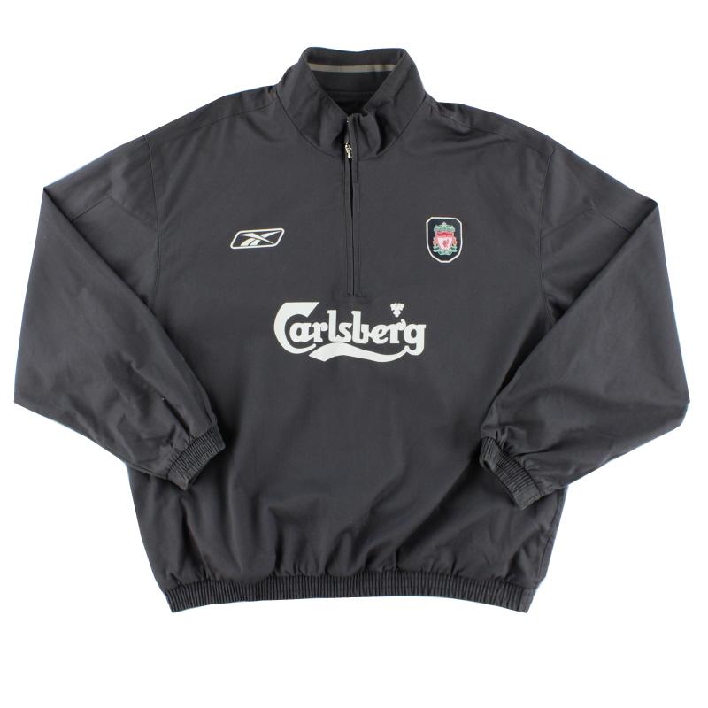 2004-06 Liverpool Reebok Training Top XL