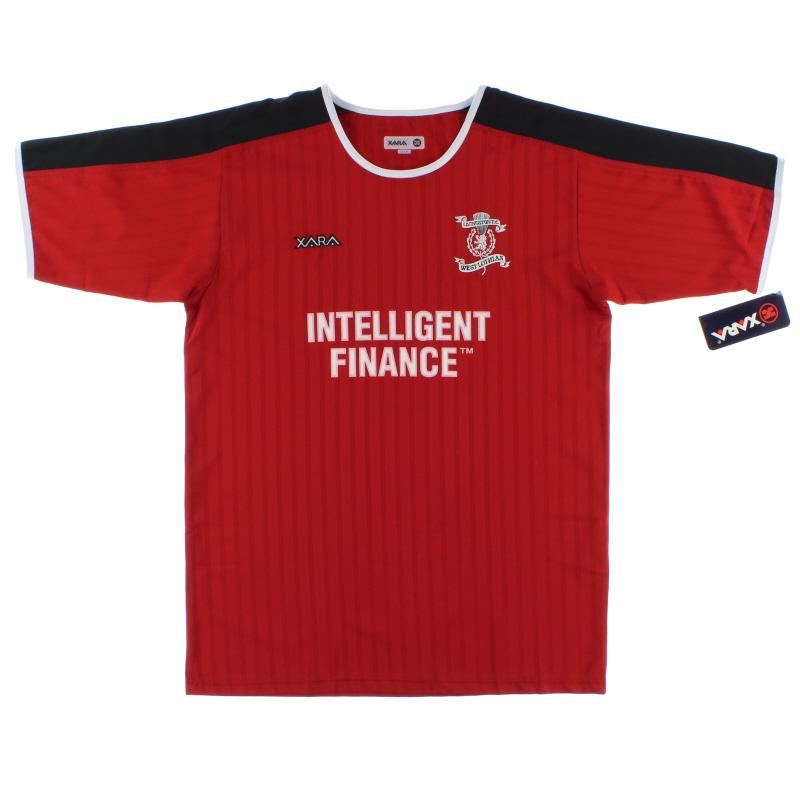2004-06 Livingston Away Shirt *w/tags* M