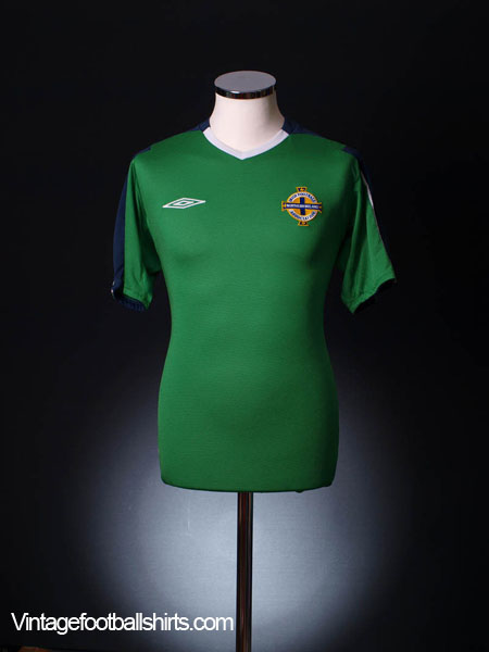 2004-06 Northern Ireland Home Shirt XXL