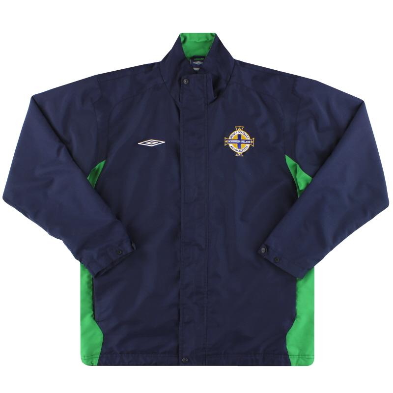 2004-06 Northern Ireland Umbro Training Rain Coat M