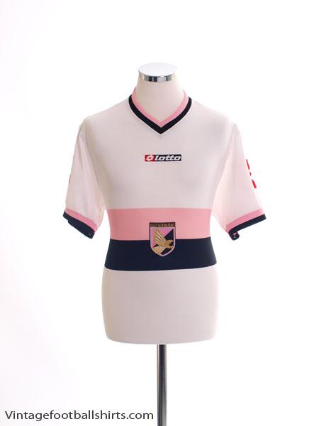 2004-06 Palermo Away Shirt M