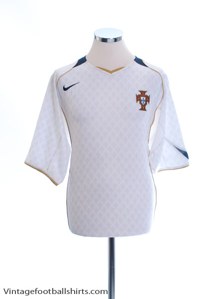 2004-06 Portugal Away Shirt *w/tags* XL