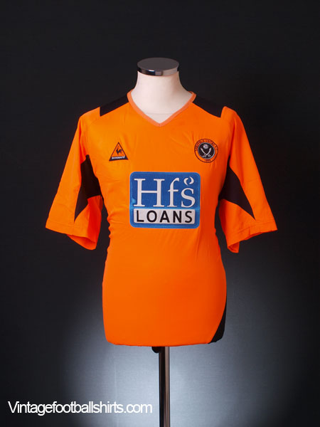 2004-06 Sheffield United Away Shirt XL