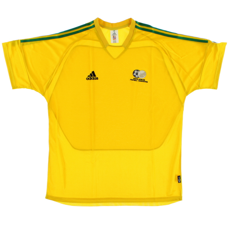 2004-06 South Africa Home Shirt M