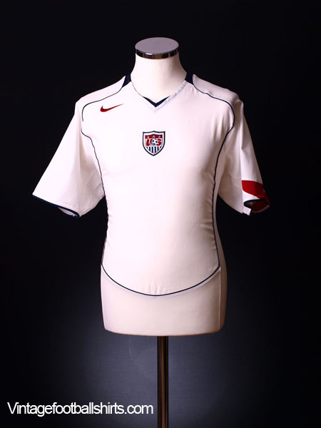 2004-06 USA Home Shirt *Mint* S