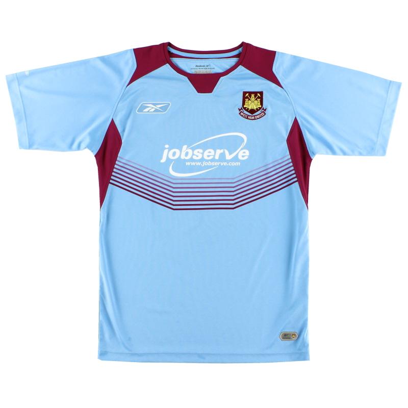 2004-06 West Ham Away Shirt L