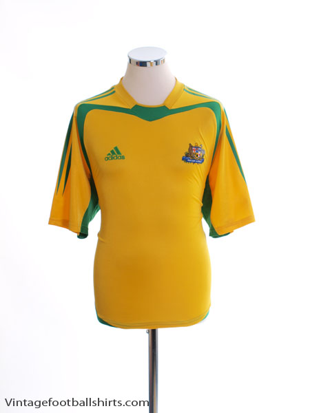 2004 Australia Prototype Home Shirt M