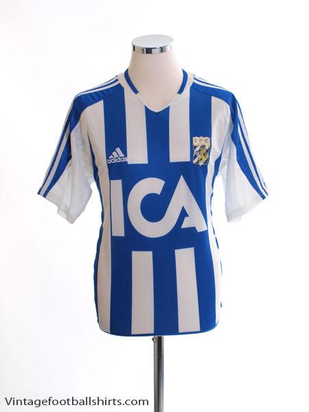 77d99c648e1 2004 IFK Gothenburg Home Shirt S for sale
