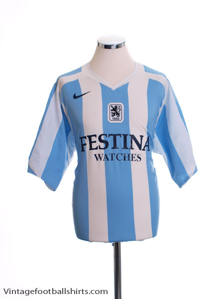 2005-06 1860 Munich Home Shirt XL