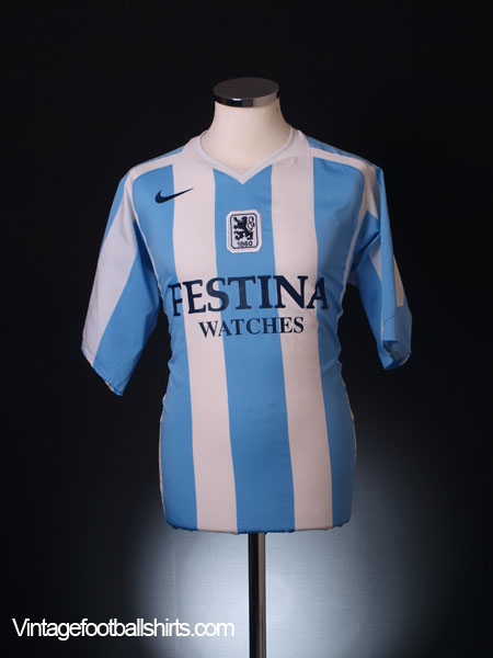 2005-06 1860 Munich Home Shirt L